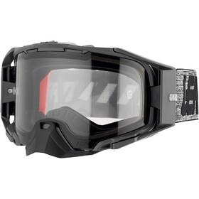Leatt Velocity 6.5 Anti Fog Goggles, gris/negro